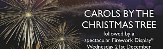 BID: Carols by the Christmas tree