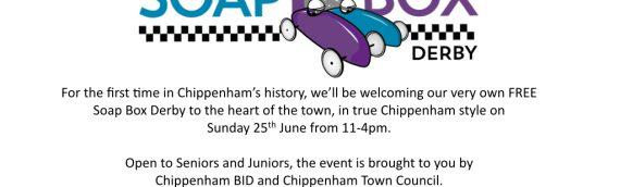 Chippenham's Soap Box Derby