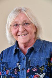 Councillor Sandie Webb