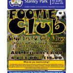Footie Club at Stanley Park