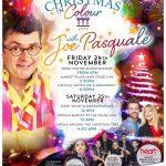Joe Pasqaule to light up Chippenham
