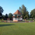 Summer in John Coles Park