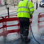 Tackling the sticky issue of chewing gum removal