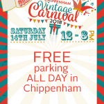 FREE parking for Chippenham Carnival visitors