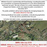 Public consultation: Sadlers Mead Car Park site