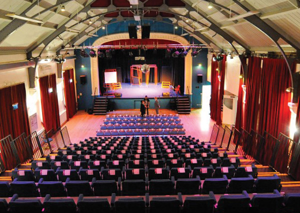 The Neeld Community & Arts Centre, Chippenham