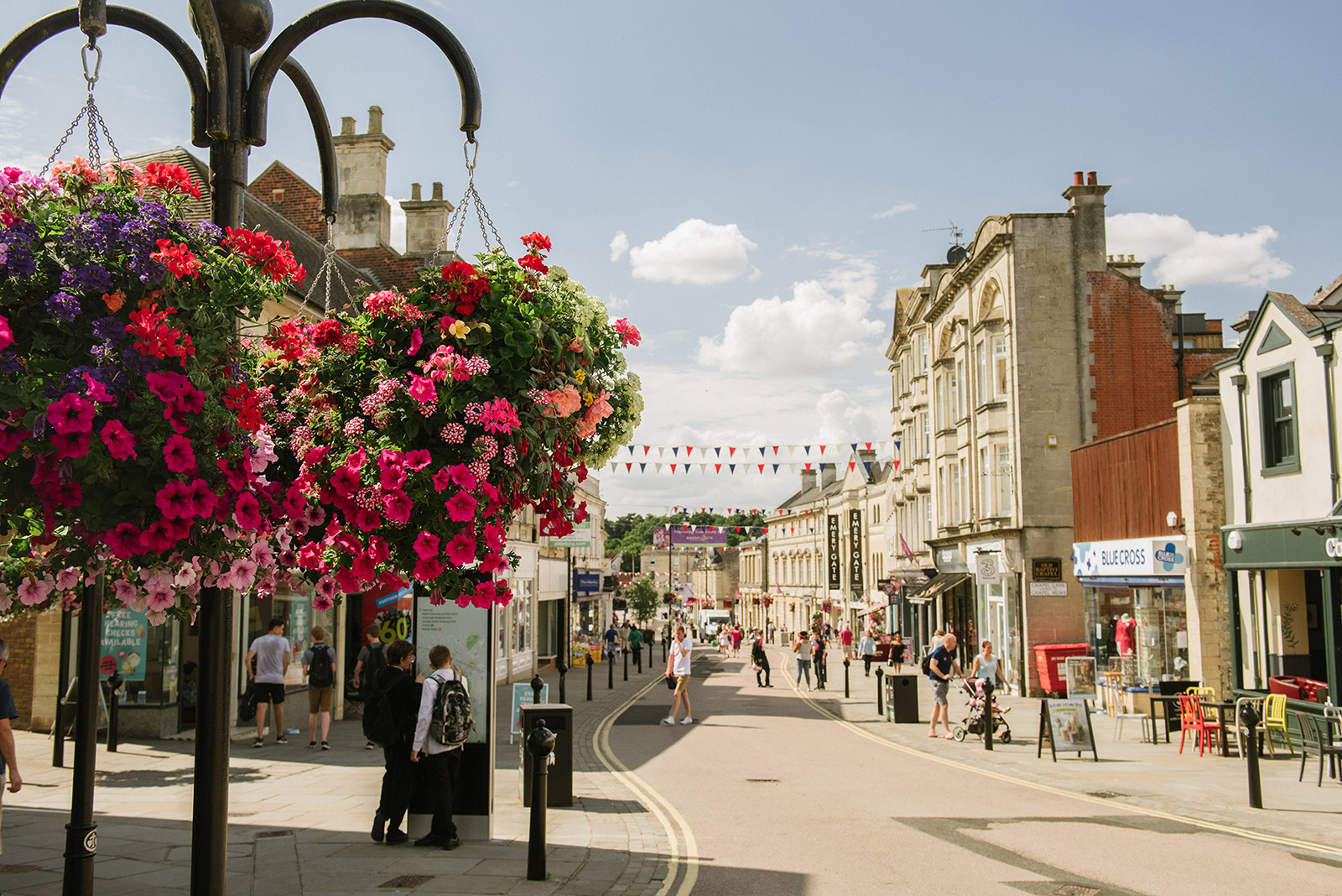 Chippenham Town Centre