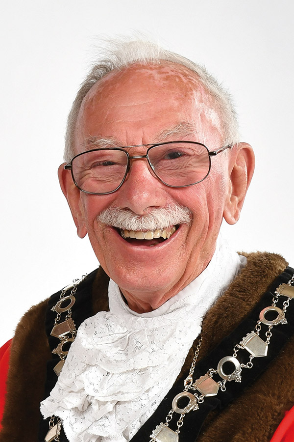 the Mayor of Chippenham