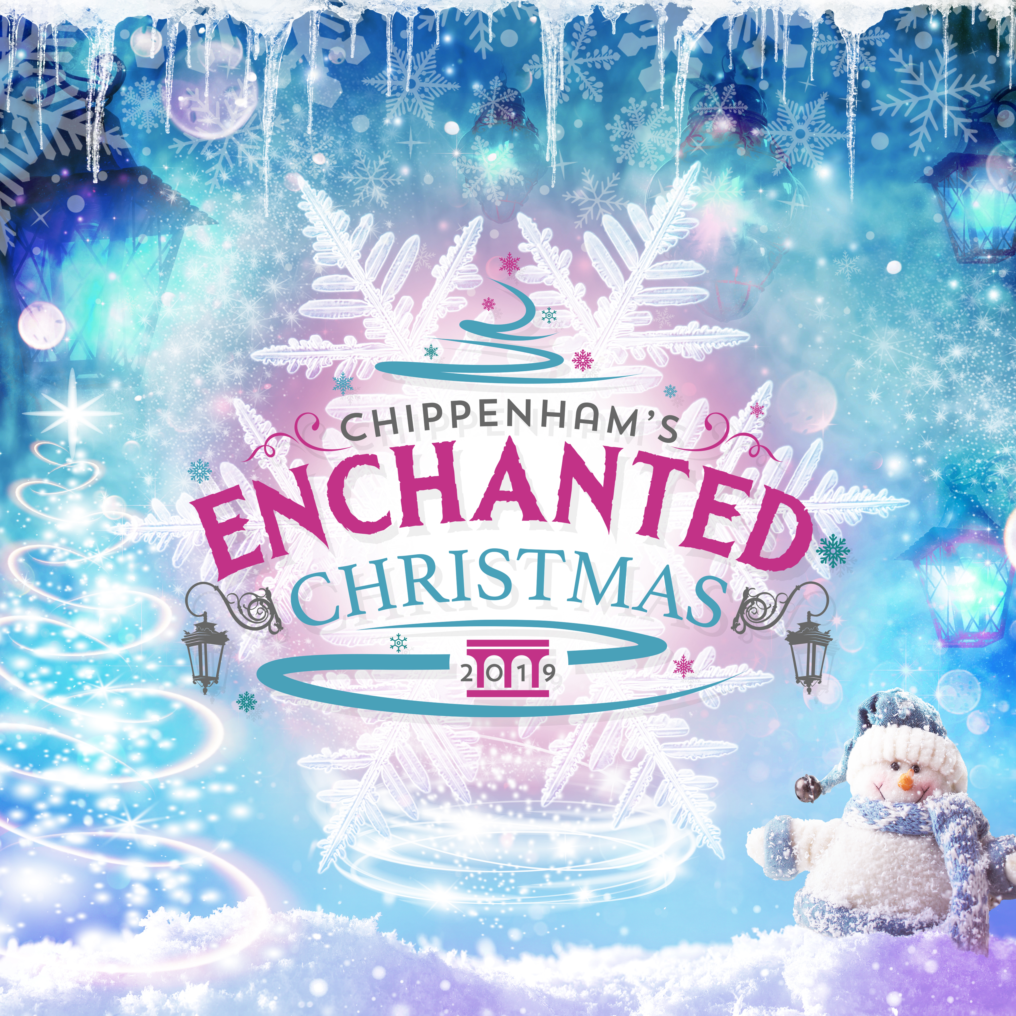 Enchanted Christmas.Chippenham S Enchanted Christmas Light Switch On