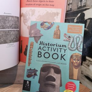 Historium Activity Book on online shop