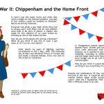 World War 2, Chippenham and the Home Front, information sheet 2