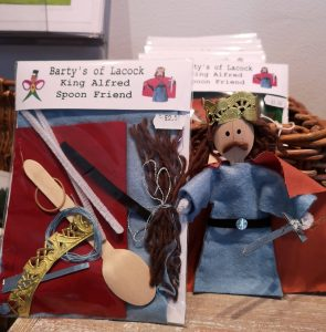 King Alfred Spoon Friend craft kit on online shop