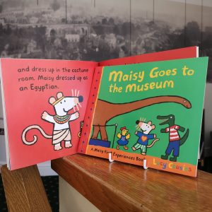 Maisy Goes to the Museum book on online shop