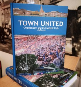 Town United book on online shop