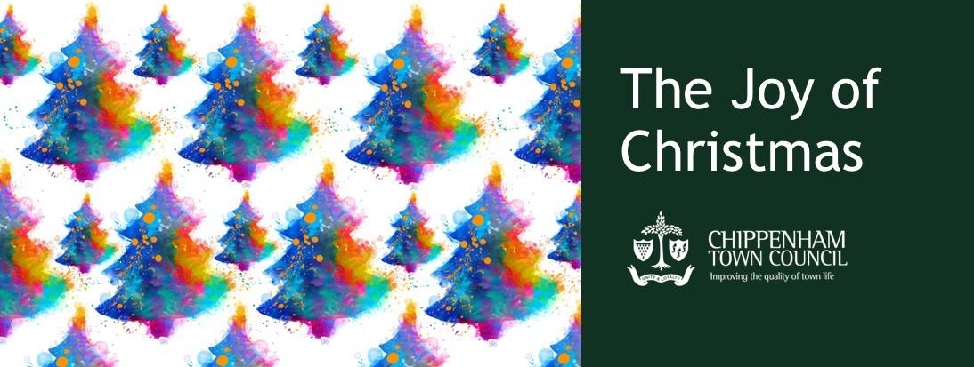 joy of christmas website banner