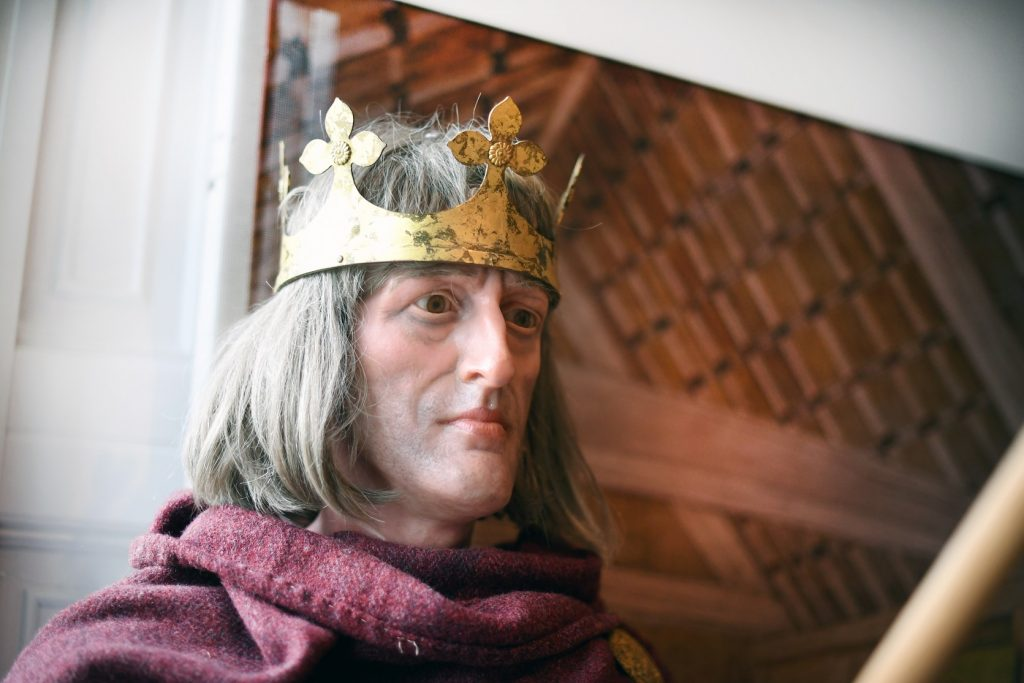 model of king alfred