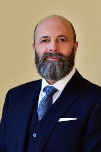 Chief Executive Mark Smith professional headshot