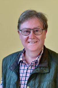 Councillor David Poole professional headshot.