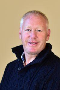 Councillor Nic Puntis professional headshot