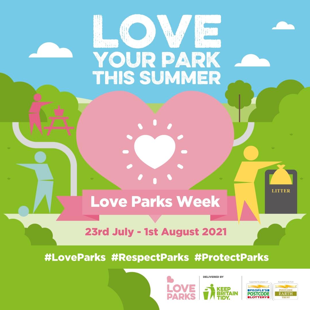 Love Parks 2021