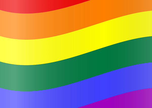 digital pride flag